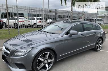 Mercedes-Benz CLS 220 2015 в Киеве