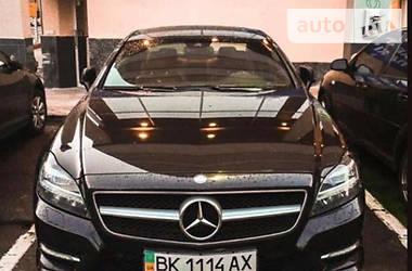 Mercedes-Benz CLS 250 2012 в Ровно