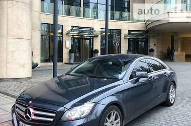 Mercedes-Benz CLS 250 2012 в Киеве