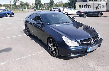 Седан Mercedes-Benz CLS 320 2006 в Запорожье