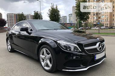Mercedes-Benz CLS 350 2015 в Киеве