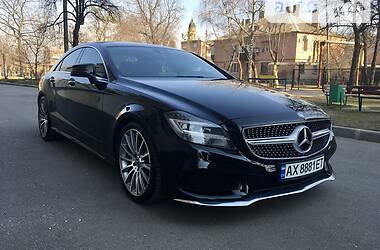 Mercedes-Benz CLS 400 2016 в Харькове