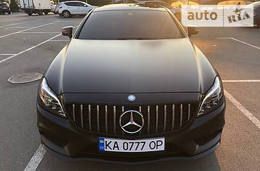 Седан Mercedes-Benz CLS 400 2015 в Виннице
