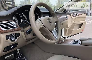 Mercedes-Benz CLS 500 2012 в Киеве