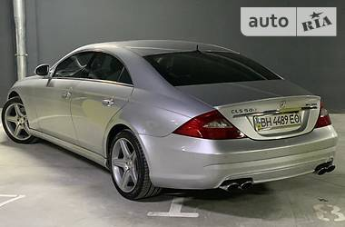 Mercedes-Benz CLS 500 2004 в Одесі