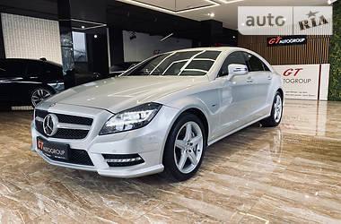 Mercedes-Benz CLS 550 2011 в Києві