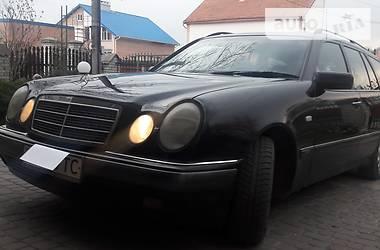 Mercedes-Benz E 200 1998 в Львове