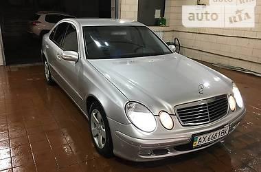 Mercedes-Benz E 200 2005 в Харькове