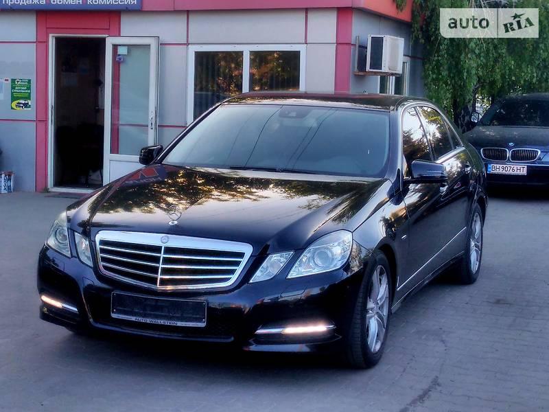 Mercedes-Benz E 200 2013 в Одессе