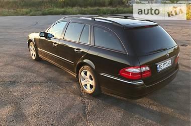 Mercedes-Benz E 200 2004