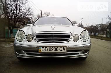 Mercedes-Benz E 200 2003 в Луганске