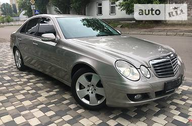 Mercedes-Benz E 200 2006 в Киеве