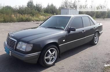 Mercedes-Benz E 200 1995 в Львове