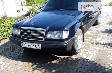 Mercedes-Benz E 200 1994 в Ивано-Франковске