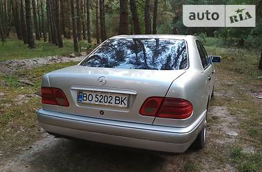 Mercedes-Benz E 200 1996 в Хмельницком