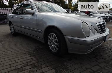 Mercedes-Benz E 200 2001 в Николаеве