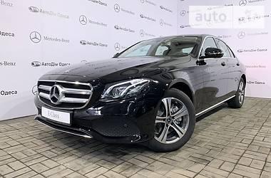 Mercedes-Benz E 200 2018 в Одессе