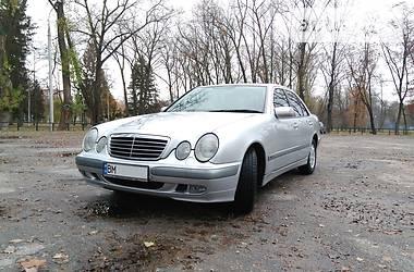 Mercedes-Benz E 200 2002 в Сумах