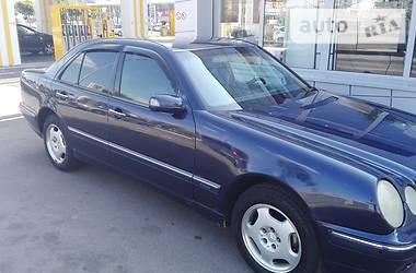 Mercedes-Benz E 200 1999 в Киеве
