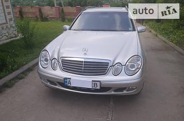 Mercedes-Benz E 200 2004 в Чечельнике