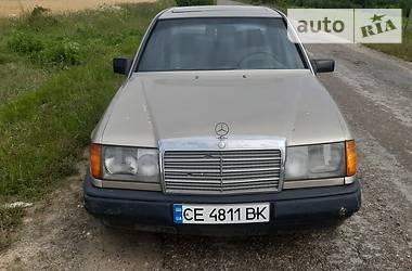 Mercedes-Benz E 200 1989 в Хотине