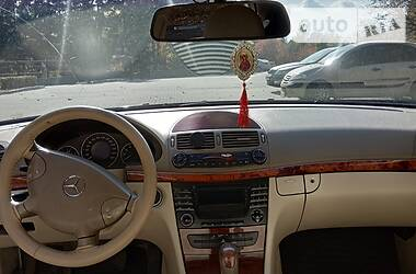 Mercedes-Benz E 200 2003 в Миргороде
