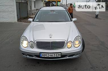 Mercedes-Benz E 200 2006 в Житомире