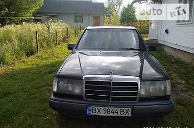 Mercedes-Benz E 200 1989 в Косове