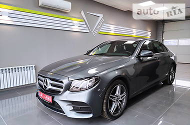 Mercedes-Benz E 200 2020 в Киеве