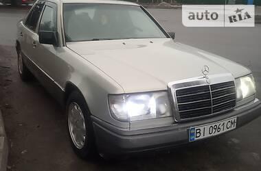 Mercedes-Benz E 200 1988 в Полтаві