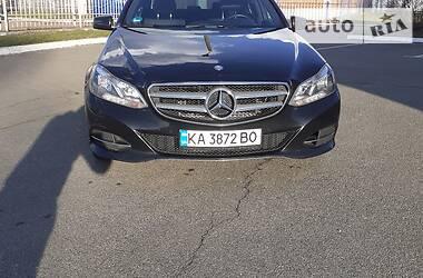 Mercedes-Benz E 200 2015 в Києві