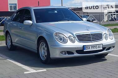 Седан Mercedes-Benz E 200 2005 в Хмельницькому