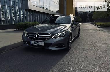 Унiверсал Mercedes-Benz E 200 2013 в Вінниці