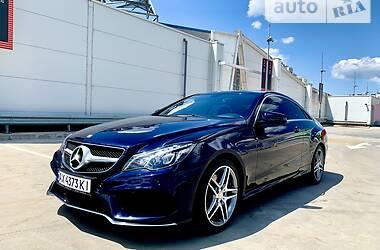 Купе Mercedes-Benz E 200 2015 в Києві