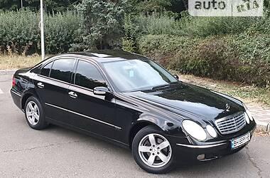 Седан Mercedes-Benz E 200 2002 в Одесі