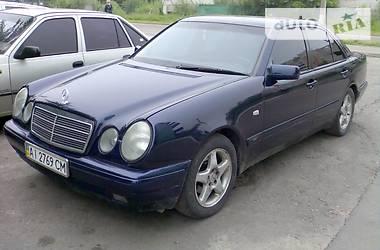 Mercedes-Benz E 200 1998 в Борисполе
