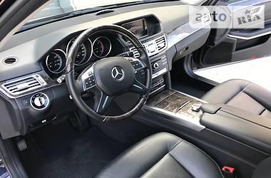 Mercedes-Benz E 220 2015 в Киеве