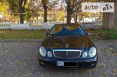 Mercedes-Benz E 220 2007