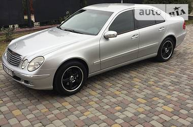 Mercedes-Benz E 220 2002 в Ратным