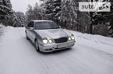 Mercedes-Benz E 220 2001 в Киеве