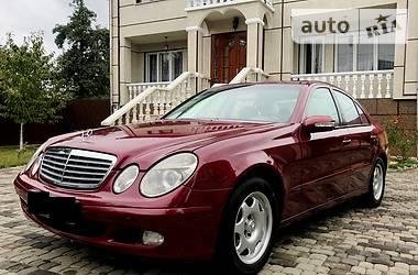 Mercedes-Benz E 220 2005