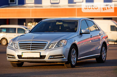 Mercedes-Benz E 220 2011 в Луцке