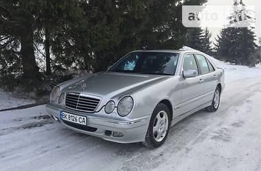 Mercedes-Benz E 220 2000 в Дубно