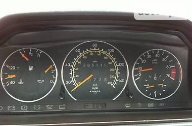 Mercedes-Benz E 220 1993 в Ивано-Франковске