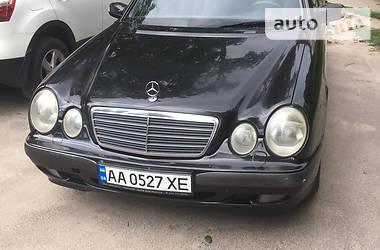 Mercedes-Benz E 220 2001 в Києві