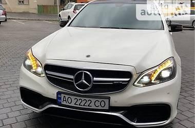 Mercedes-Benz E 220 2011 в Мукачево