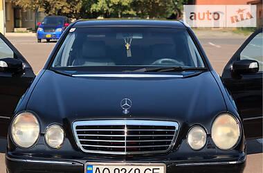 Mercedes-Benz E 220 1999 в Ужгороде