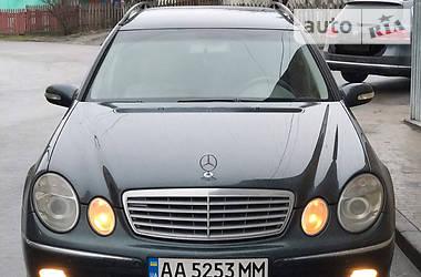Mercedes-Benz E 220 2003 в Владимир-Волынском