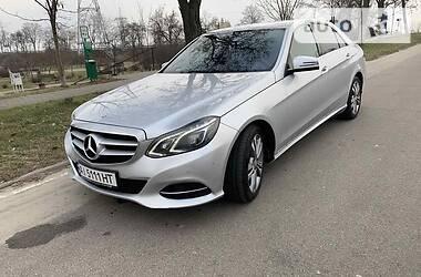 Mercedes-Benz E 220 2013 в Киеве