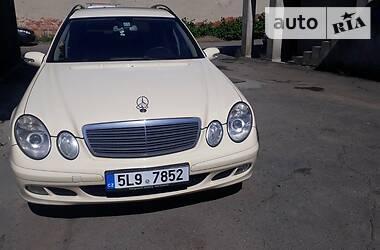Mercedes-Benz E 220 2006 в Хусте